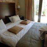 Cretan Villa bedroom 1
