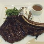 Great Rib Bone Steak