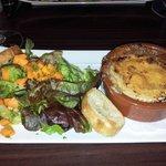 Camembert rôti...