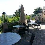 La belle Epoque - terrasse