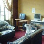 Free Wifi Area at Ground Floor Hotel Samudera
