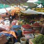 Morgenmarkt Luang Prabang