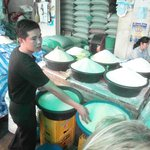 Unser Koch erklärt verschiedene Reisarten