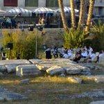I giovani musicisti al Tempio