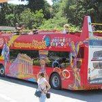 hop-on bus athen
