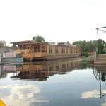 Our house boat