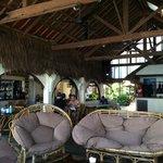 comfortable lobby