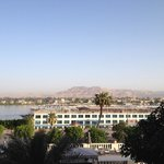 Nile Room view