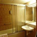 Mr. Chip Hotel Bathroom