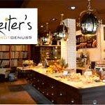 Reiter's Cafe Brot Genuss