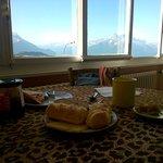 vistas del lugar para desayuno