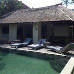 our lovely pool villa
