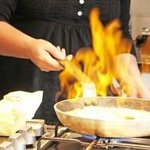 Cookery Course at Cheshire Cooks