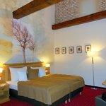 Unser Lieblingszimmer im Scheelehof - wegen der wahnsinnig hohen Decken ... traumhaft schön!