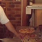 Il pizzaiolo ! Giovanni ...