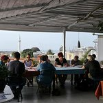 conference on the terrace
