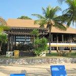 massage, restaurant and gym