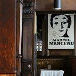 Marcel Marceau ;-)