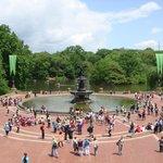 Fountain, Central Park, NYC