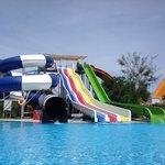 deuxième piscine de l'hôtel