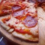 my pepperoni pizza