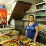 Dimitra's kitchen