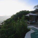 Kawa Mawa view from room