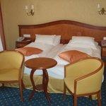 Широкая и комфортная кровать