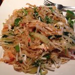 Shrimp Pad Thai - so yummy!!