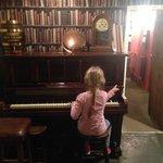 Piano by Kitty Katona
