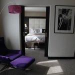 Ensemble chambre et salon