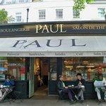 Paul Patisserie Holland Park Avenue, London
