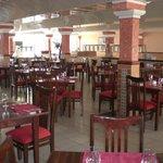 Main buffet restaurant
