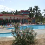 Club Amigo Costasur pool area