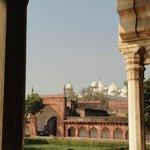La Mezquita desde los arcos.