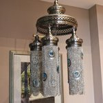 Turkish lamp