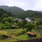 Rural Ohara valley, in which the hotel is located