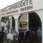 the new kings aphrodites tavern
