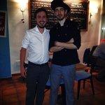 """Foto con el """"Chef Crazy"""" de Crazy Chef"""