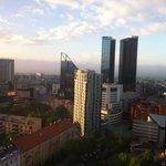 Tallin from 21st floor