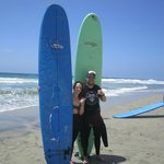 Awesome day with Leucadia Surf School
