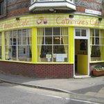 The Big Yellow Café