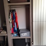 Small place for clothes