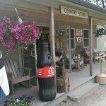 Cooks Landing porch