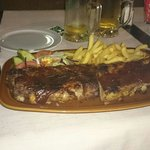 Portion of ribs
