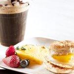 Frappe & Breakfast Sandwich To-Go