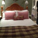 Mynydd Rugog bedroom