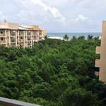 Ocean view from building 3 - June 2014
