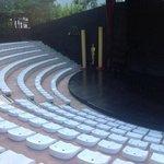 the amphiteatre