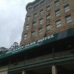 The Basin Park Hotel